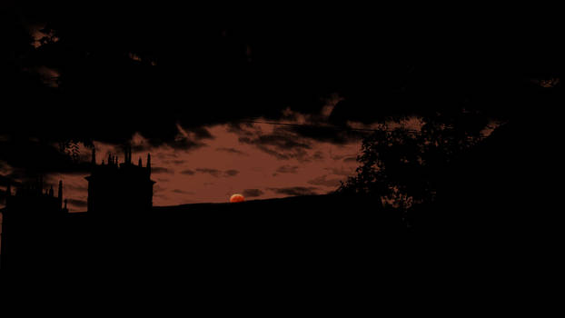 Blood Moon Spotted