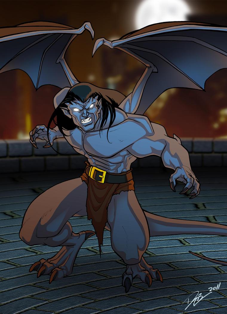 Gargoyles Goliath We are GARGOYLES, Goli...
