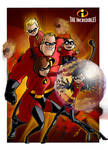 The Incredibles by AlexDeB