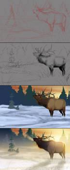 Elk Processus