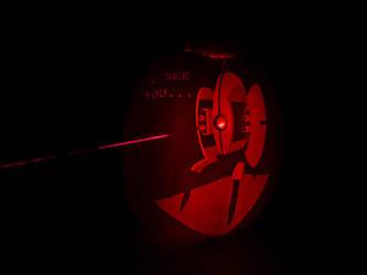 Turret Pumpkin 2 by ceemdee