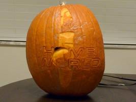 Homeworld Pumpkin 2 by ceemdee