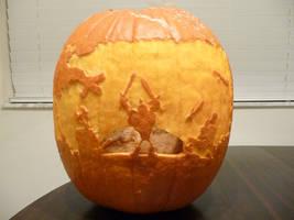DeathSpank Pumpkin 2 by ceemdee