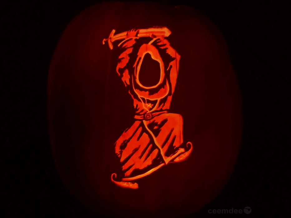 Magicka Pumpkin by ceemdee