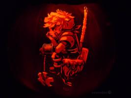 Bastion Pumpkin by ceemdee