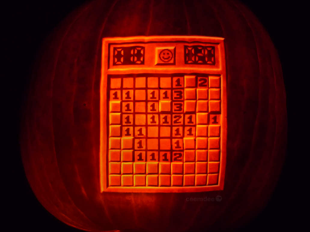 Pumpkin Carving by cakecrumbs on DeviantArt