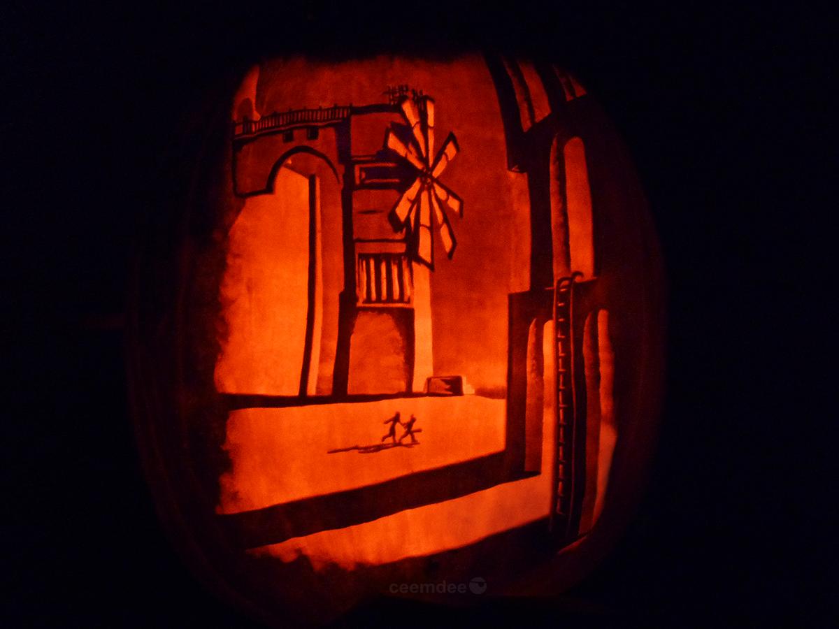 ICO Pumpkin by ceemdee