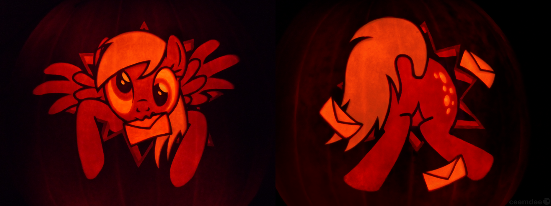 Derp-O'-Lantern by ceemdee