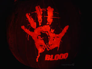 Blood Pumpkin