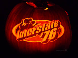 Interstate '76 Pumpkin