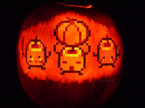 Stardew Valley Pumpkin