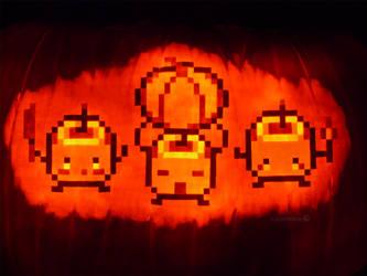 Stardew Valley Pumpkin 2 by ceemdee