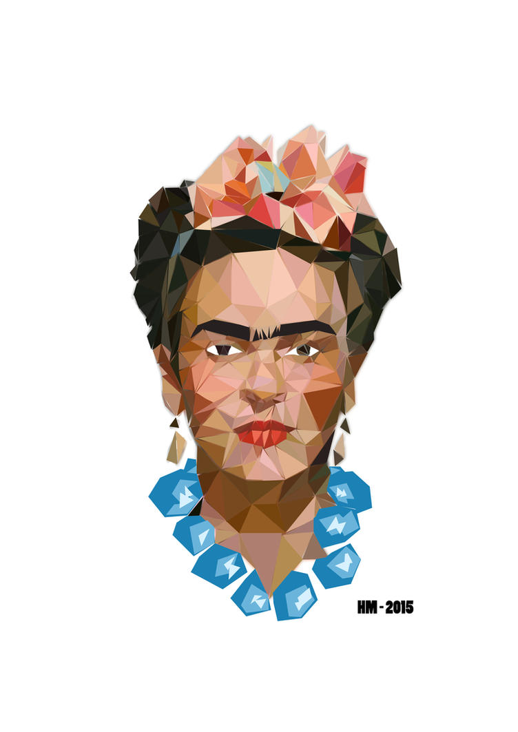 Frida Kahlo by FreeDaum