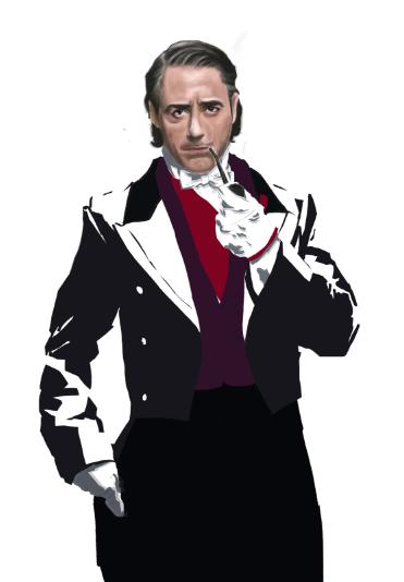Sherlock Holmes by FreeDaum