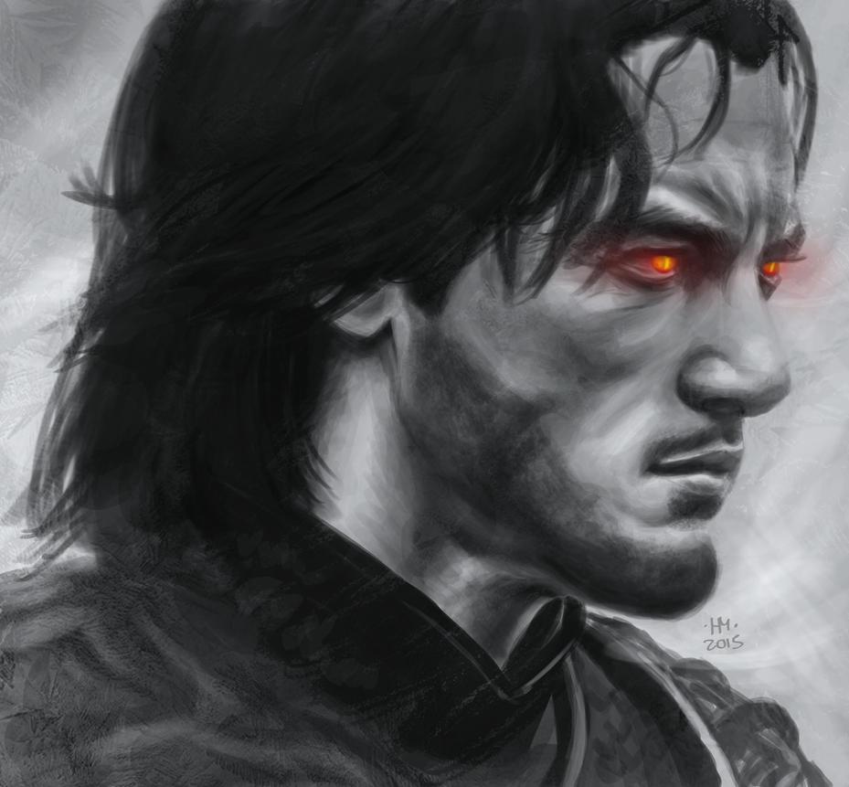 Dracula by FreeDaum