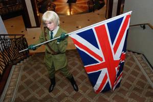 Pride of the British Isles by slythgeek