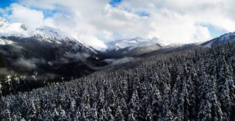 Winter Landscape by deathender