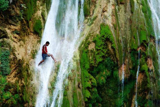 Walking the Falls