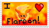 Flareon Stamp by rooey1