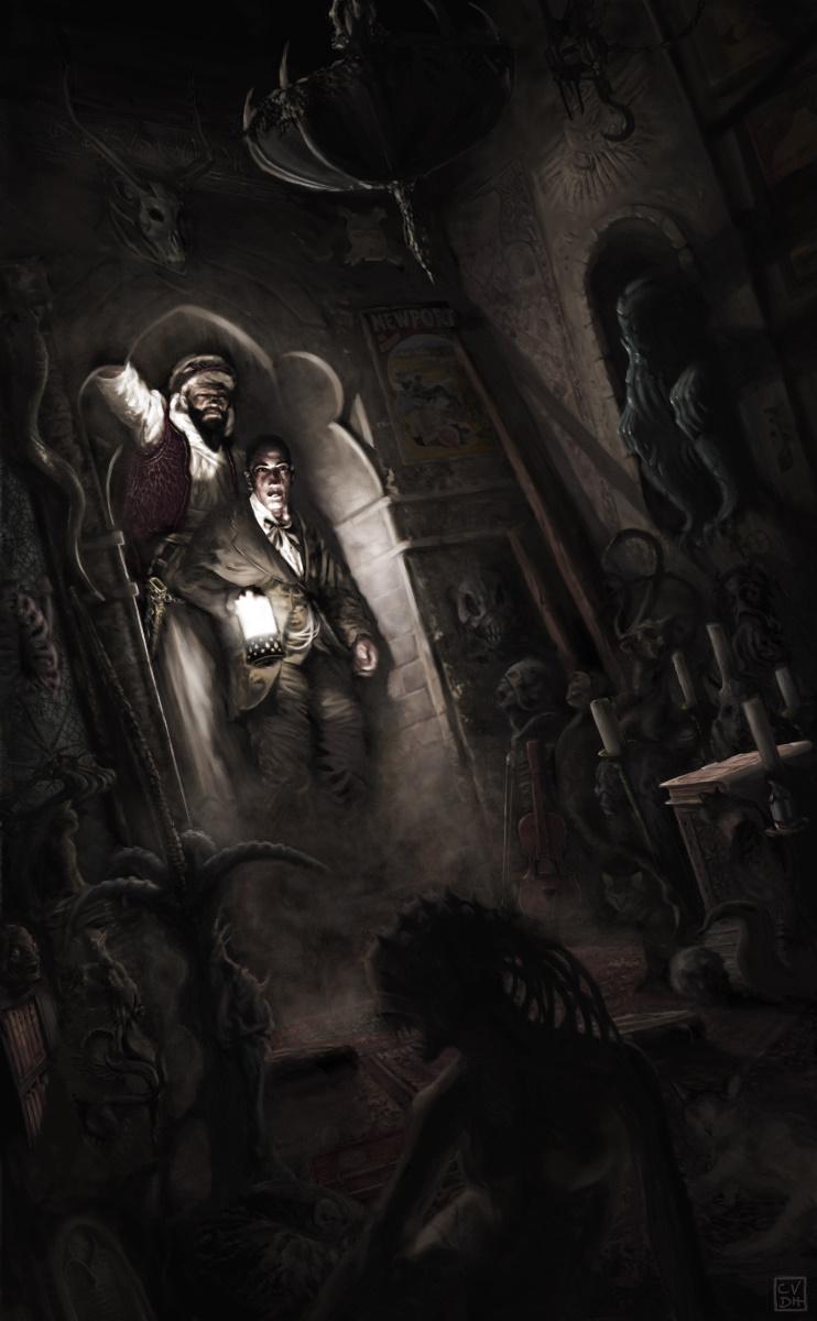 Cthugha Arkham Horror Lovecraft's Introducti...