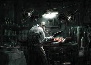 Alien Abduction, Cthulhu-style (aka Insane Asylum