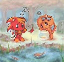 Summer Fishing - ChaoMish