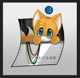 :-+The Stowaway Tails Chao +-: by kawaii-kitsune