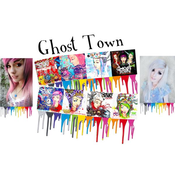 Ghost Town Set by Lizzie2261 on DeviantArt