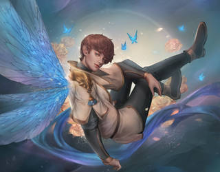 Fairy boy by EdenChang