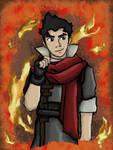 Mako - Avatar The Legend of Korra by TedAshiRamz