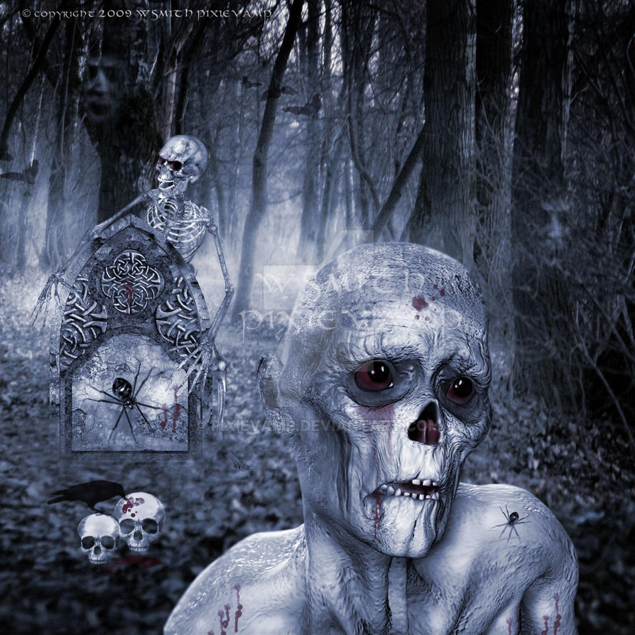 the depiction of zombies and voodoo in modern viral media On the origin of zombies the internet is awash with zombie culture from viral videos what all these films have in common is their depiction of voodoo and.