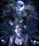 The Raven Godess