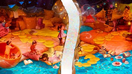 Journey to My Wonderland