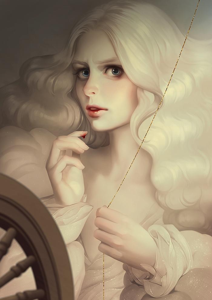 The wheel by Tsvetka