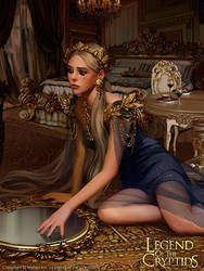 Vengeful Mirror Princess_Reg by Tsvetka