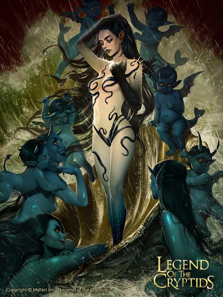 Netherworld Venus_adv by Tsvetka