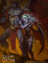 Demon's Daughter Kryselle_reg