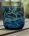 Princess Luna Glass