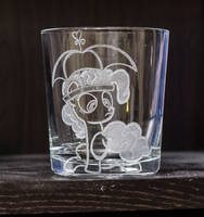 the Pinkie Sense Glass by rtry