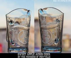 DER PITCHER (sweet apple acres mug) by rtry