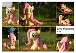 90cm (almost) lifesize Fluttershy