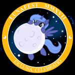 Lunafest 2017 Badge