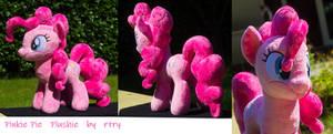 Pinkie Pie Plushie (40cm)