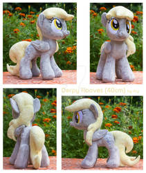 Derpy Hooves Plushie