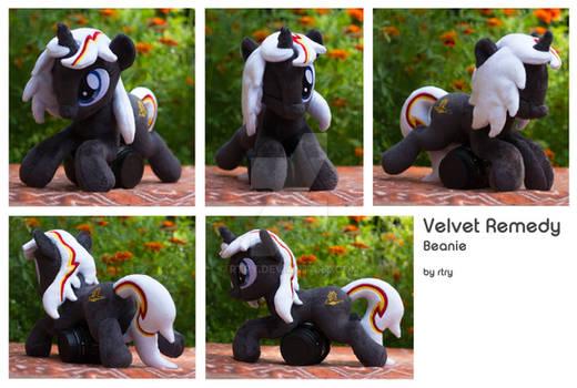 Velvet Remedy Beanie