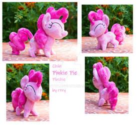 Chibi Pinkie Pie Plushie