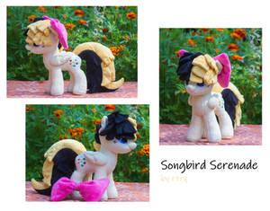 Songbird Serenade Plushie