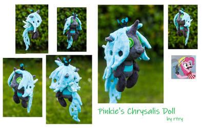 Pinkie's Chysalis Doll