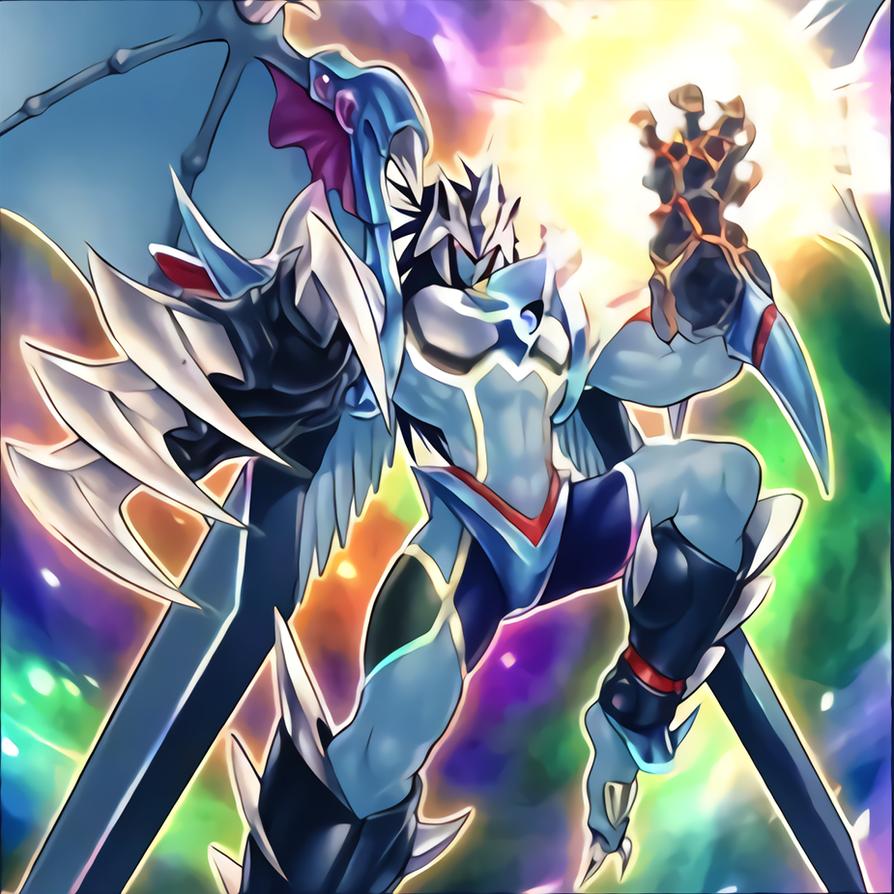 Elemental Hero Neos: Elemental HERO Cosmo Neos [artwork] By Mztower On DeviantArt