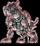 Ancient Gear Beast [HD]